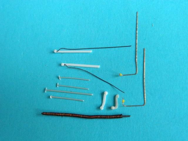 Messerschmitt 262 A 1a - Trumpeter 1/32 - Par fombec - Fini Ma000410