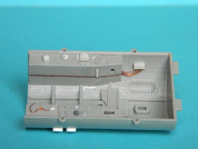 Messerschmitt 262 A 1a - Trumpeter 1/32 - Par fombec - Fini Ma000810