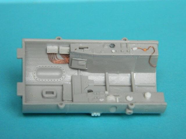 Messerschmitt 262 A 1a - Trumpeter 1/32 - Par fombec - Fini Ma000910