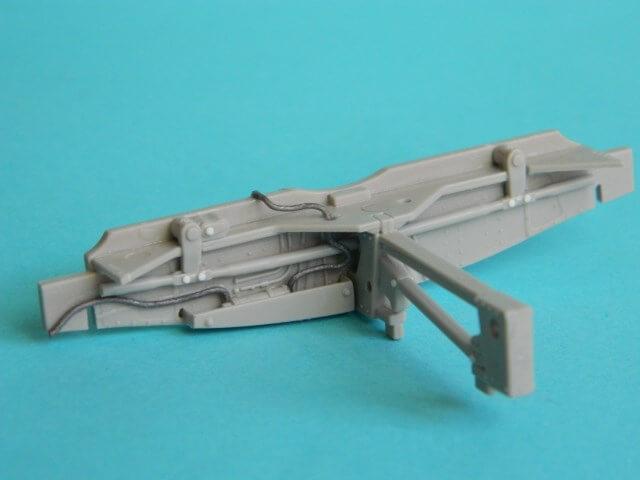 Messerschmitt 262 A 1a - Trumpeter 1/32 - Par fombec - Fini Ma001010