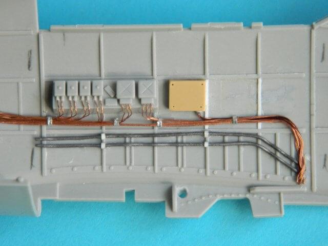 Messerschmitt 262 A 1a - Trumpeter 1/32 - Par fombec - Fini Ma001510