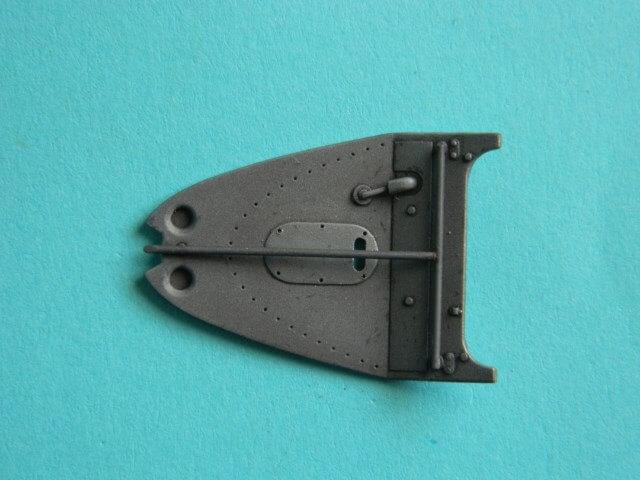 Messerschmitt 262 A 1a - Trumpeter 1/32 - Par fombec - Fini Ma001610