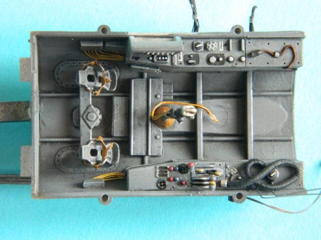 Messerschmitt 262 A 1a - Trumpeter 1/32 - Par fombec - Fini Ma002010