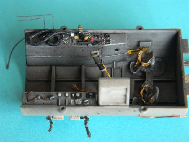 Messerschmitt 262 A 1a - Trumpeter 1/32 - Par fombec - Fini Ma002110