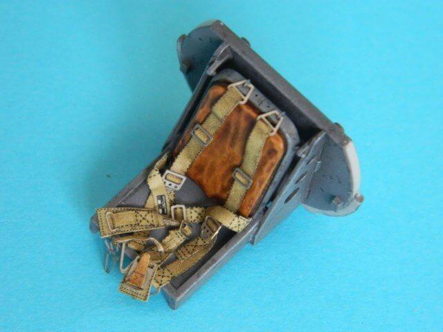 Messerschmitt 262 A 1a - Trumpeter 1/32 - Par fombec - Fini Ma002510