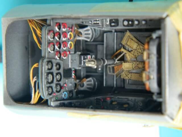 Messerschmitt 262 A 1a - Trumpeter 1/32 - Par fombec - Fini Ma002710