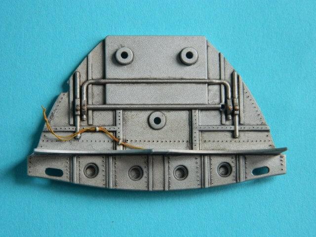 Messerschmitt 262 A 1a - Trumpeter 1/32 - Par fombec - Fini Ma003310