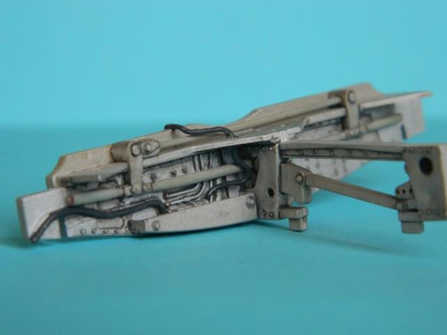Messerschmitt 262 A 1a - Trumpeter 1/32 - Par fombec - Fini Ma003510