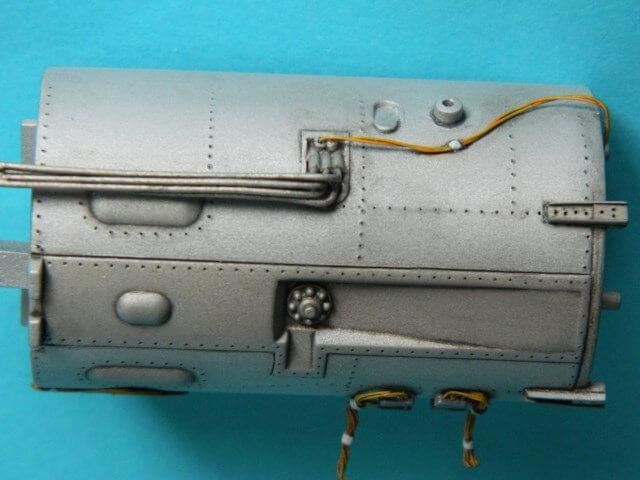 Messerschmitt 262 A 1a - Trumpeter 1/32 - Par fombec - Fini Ma003610