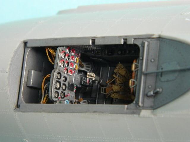 Messerschmitt 262 A 1a - Trumpeter 1/32 - Par fombec - Fini Ma005010