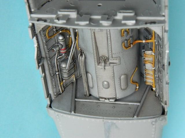 Messerschmitt 262 A 1a - Trumpeter 1/32 - Par fombec - Fini Ma005410