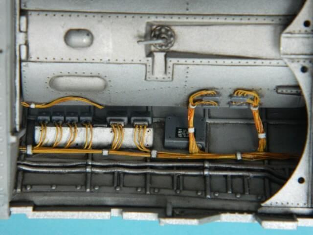 Messerschmitt 262 A 1a - Trumpeter 1/32 - Par fombec - Fini Ma005610