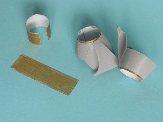 Messerschmitt 262 A 1a - Trumpeter 1/32 - Par fombec - Fini Ma006410