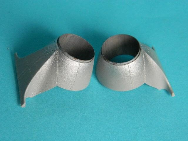 Messerschmitt 262 A 1a - Trumpeter 1/32 - Par fombec - Fini Ma006510