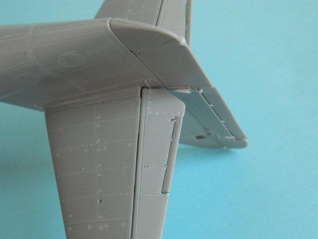 Messerschmitt 262 A 1a - Trumpeter 1/32 - Par fombec - Fini Ma007810