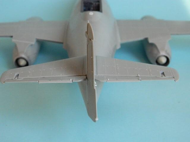 Messerschmitt 262 A 1a - Trumpeter 1/32 - Par fombec - Fini Ma007910
