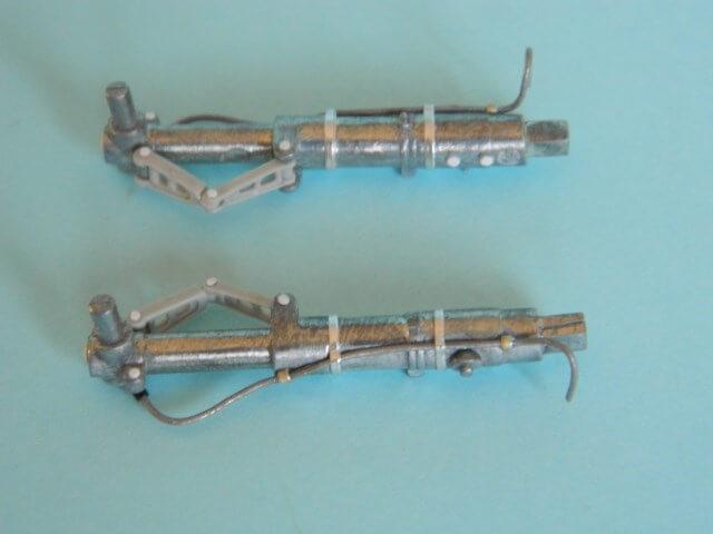 Messerschmitt 262 A 1a - Trumpeter 1/32 - Par fombec - Fini Ma009010
