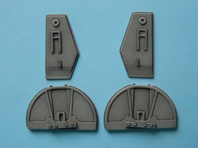 Messerschmitt 262 A 1a - Trumpeter 1/32 - Par fombec - Fini Ma009410