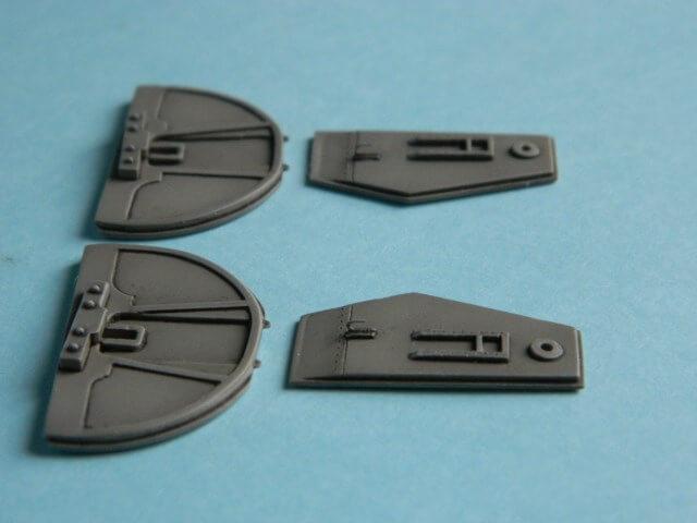 Messerschmitt 262 A 1a - Trumpeter 1/32 - Par fombec - Fini Ma009510