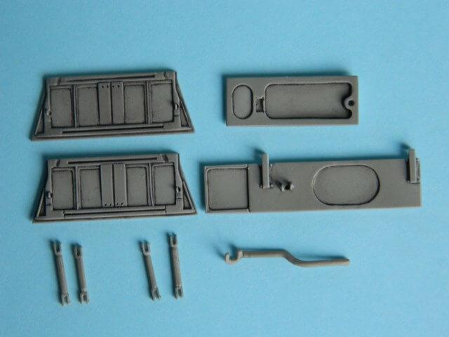 Messerschmitt 262 A 1a - Trumpeter 1/32 - Par fombec - Fini Ma009610