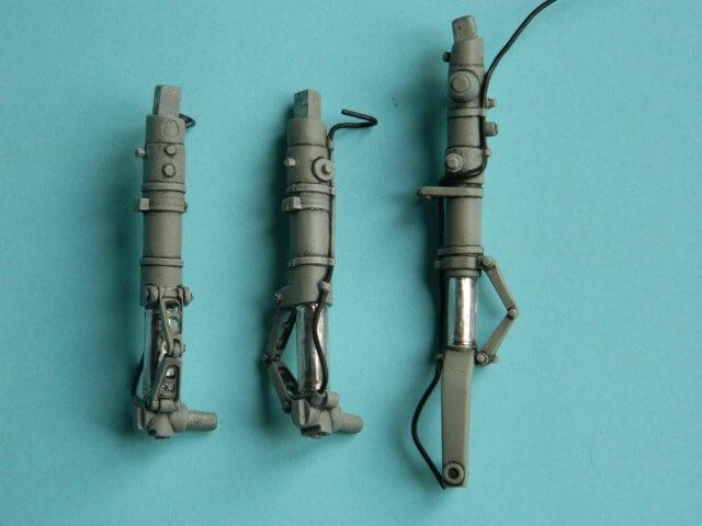 Messerschmitt 262 A 1a - Trumpeter 1/32 - Par fombec - Fini Ma009810