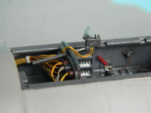 Messerschmitt 262 A 1a - Trumpeter 1/32 - Par fombec - Fini Ma010110