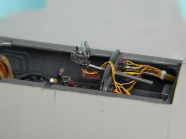 Messerschmitt 262 A 1a - Trumpeter 1/32 - Par fombec - Fini Ma010210
