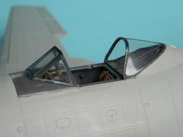 Messerschmitt 262 A 1a - Trumpeter 1/32 - Par fombec - Fini Ma010510