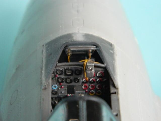 Messerschmitt 262 A 1a - Trumpeter 1/32 - Par fombec - Fini Ma010710