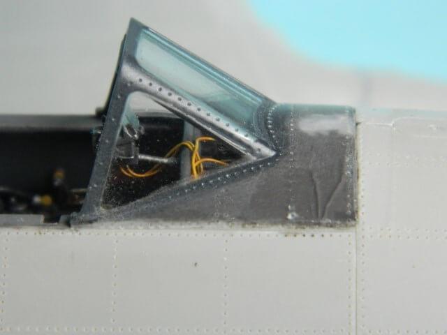 Messerschmitt 262 A 1a - Trumpeter 1/32 - Par fombec - Fini Ma010810