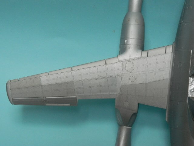 Messerschmitt 262 A 1a - Trumpeter 1/32 - Par fombec - Fini Ma010910