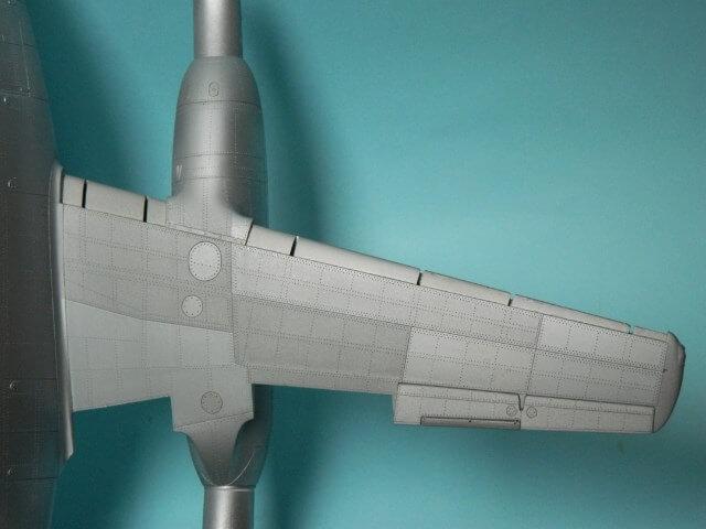 Messerschmitt 262 A 1a - Trumpeter 1/32 - Par fombec - Fini Ma011010