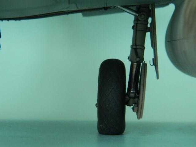 Messerschmitt 262 A 1a - Trumpeter 1/32 - Par fombec - Fini Ma012010