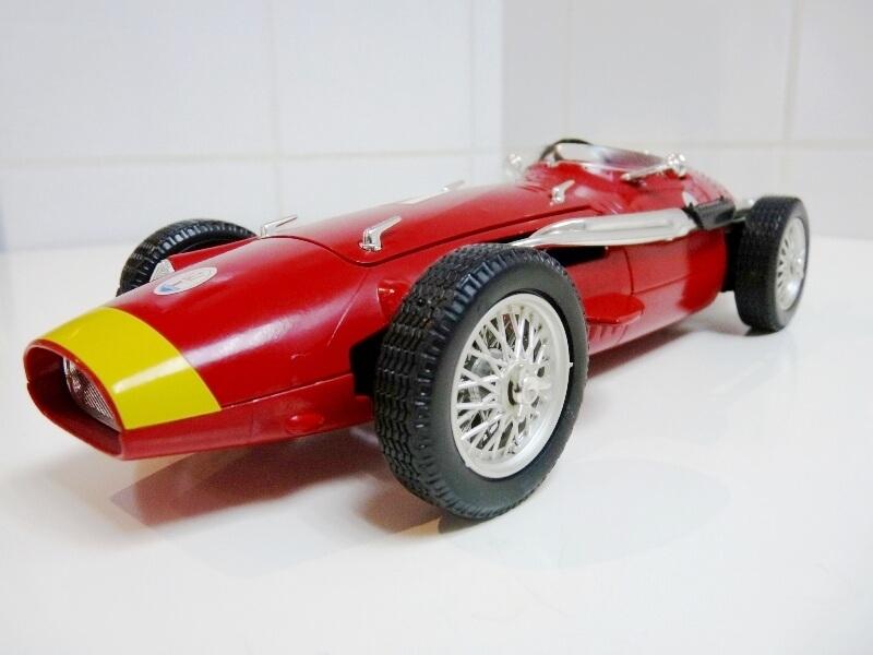 Maserati 250 F - 1955 - Tonka Polistil 1/19 ème Masera11