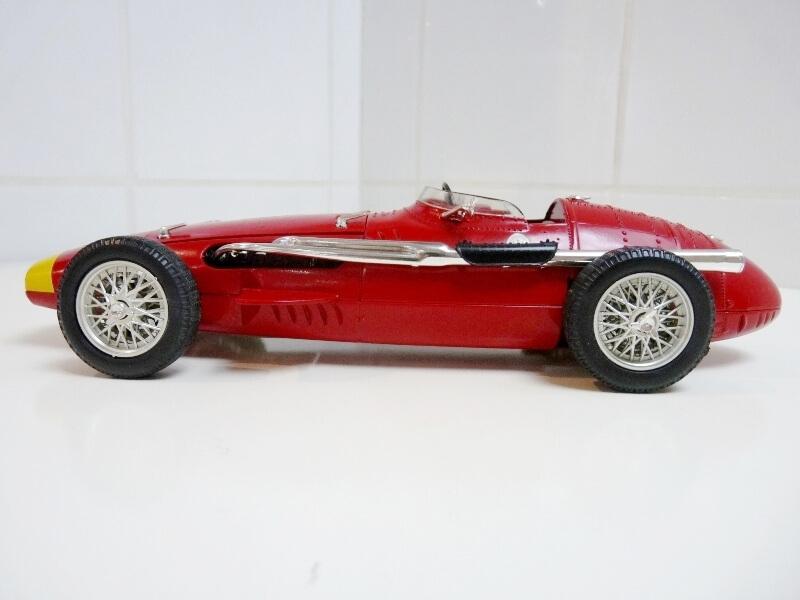Maserati 250 F - 1955 - Tonka Polistil 1/19 ème Masera20