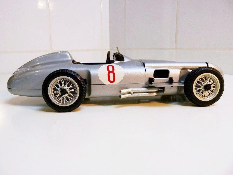 Mercedes Benz RW196 - 1954 - Tonka Polistil 1/19 ème Mbrw1914