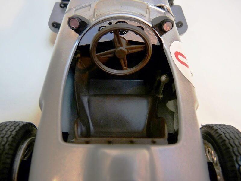 Mercedes Benz RW196 - 1954 - Tonka Polistil 1/19 ème Mbrw1916