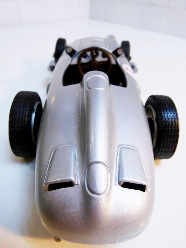 Mercedes Benz RW196 - 1954 - Tonka Polistil 1/19 ème Mbrw1918