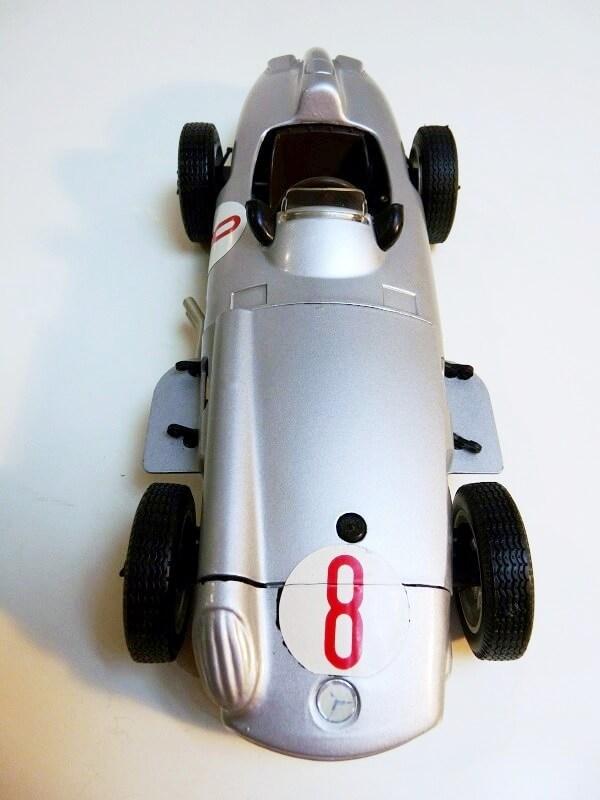 Mercedes Benz RW196 - 1954 - Tonka Polistil 1/19 ème Mbrw1919
