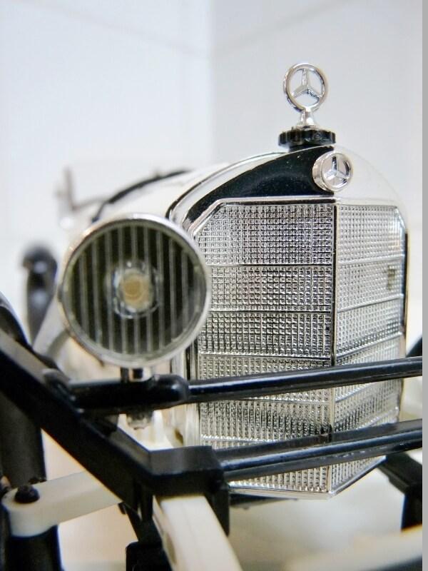 Mercedes Benz SSK - 1928 - BBurago 1/18ème Merced22