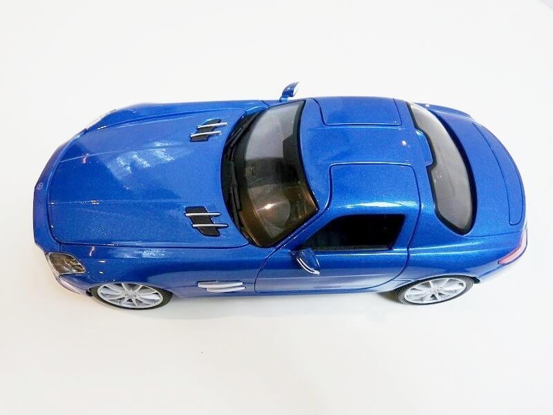 Mercedes SLS AMG GT 6.3 litres Final Edition - 2014 - Maisto 1/18 ème Merced83