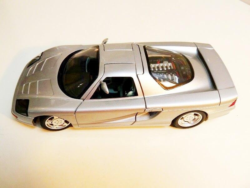 Mercedes Benz - C112 1991 - Guiloy 1/18 ème Merded10