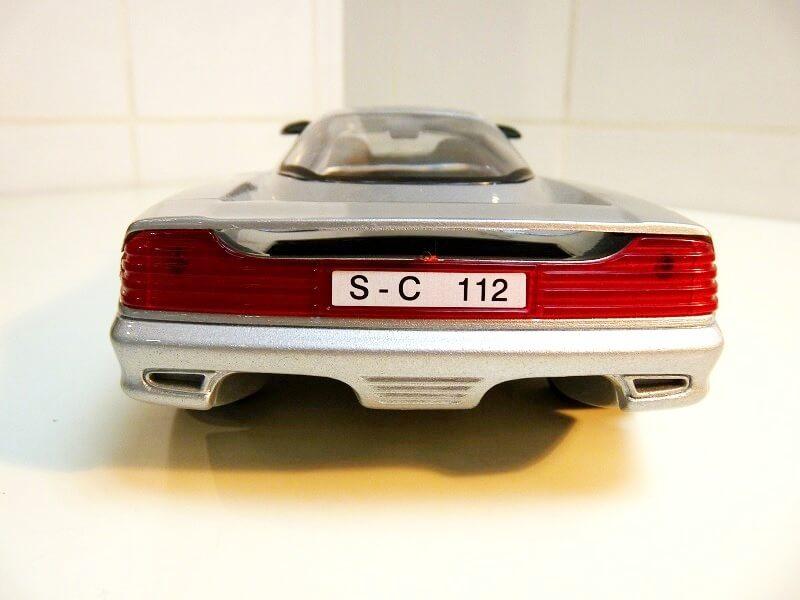 Mercedes Benz - C112 1991 - Guiloy 1/18 ème Merded14