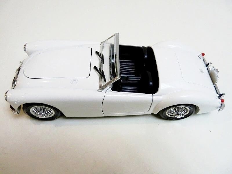 MG A Twin-Cam - 1959 - Tonka Polistil 1/16 ème Mgatc510
