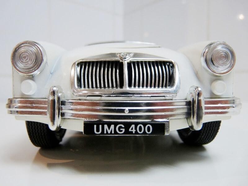 MG A Twin-Cam - 1959 - Tonka Polistil 1/16 ème Mgatc521