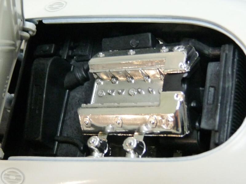 MG A Twin-Cam - 1959 - Tonka Polistil 1/16 ème Mgatc525
