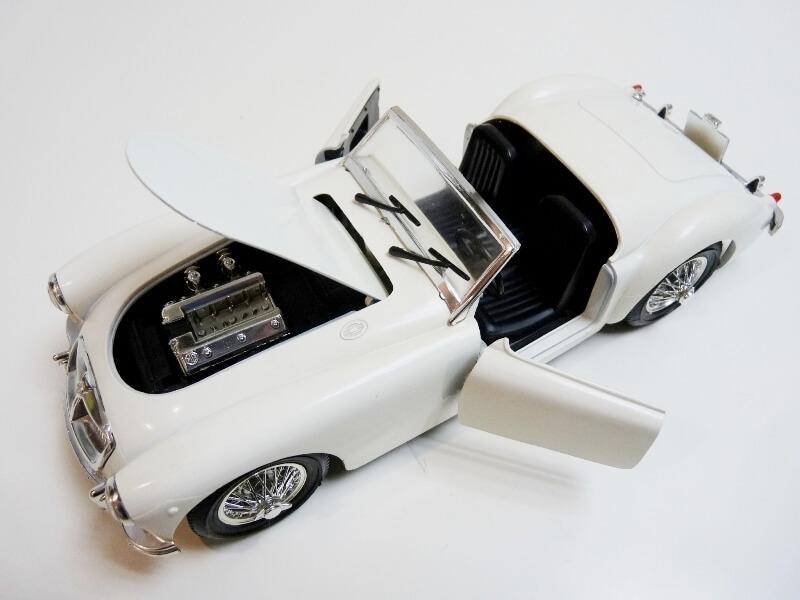 MG A Twin-Cam - 1959 - Tonka Polistil 1/16 ème Mgatc528