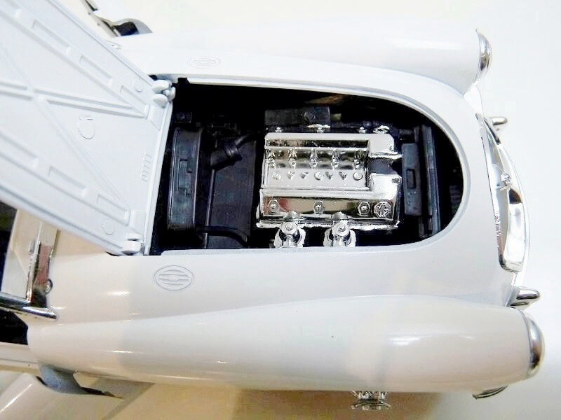 MG A Twin-Cam - 1959 - Tonka Polistil 1/16 ème Mgatc529