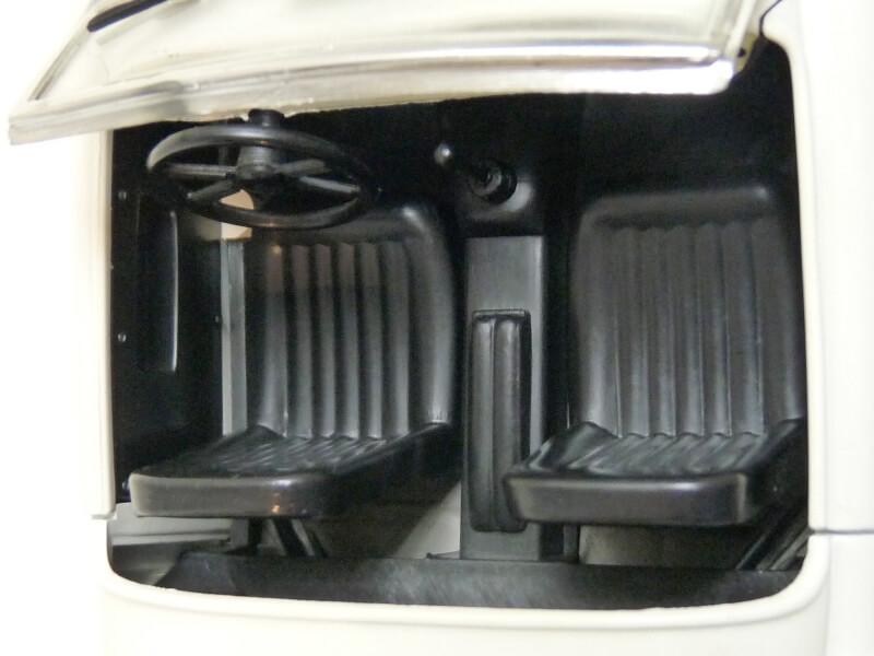 MG A Twin-Cam - 1959 - Tonka Polistil 1/16 ème Mgatc530