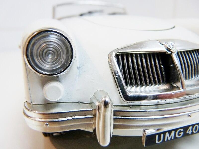 MG A Twin-Cam - 1959 - Tonka Polistil 1/16 ème Mgatc531